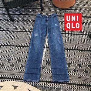 Uniqlo Women's Slim Fit Tapered Jean